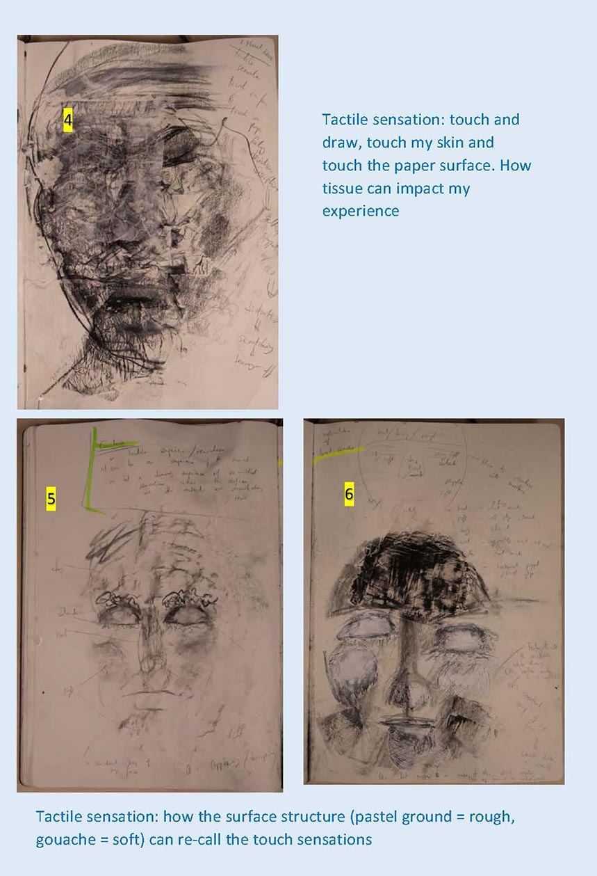 Stefan513593 - Sketchbook - Sensational experience of human body - 2