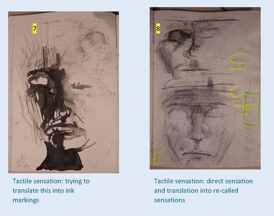 Stefan513593 - Sketchbook - Sensational experience of human body - 3