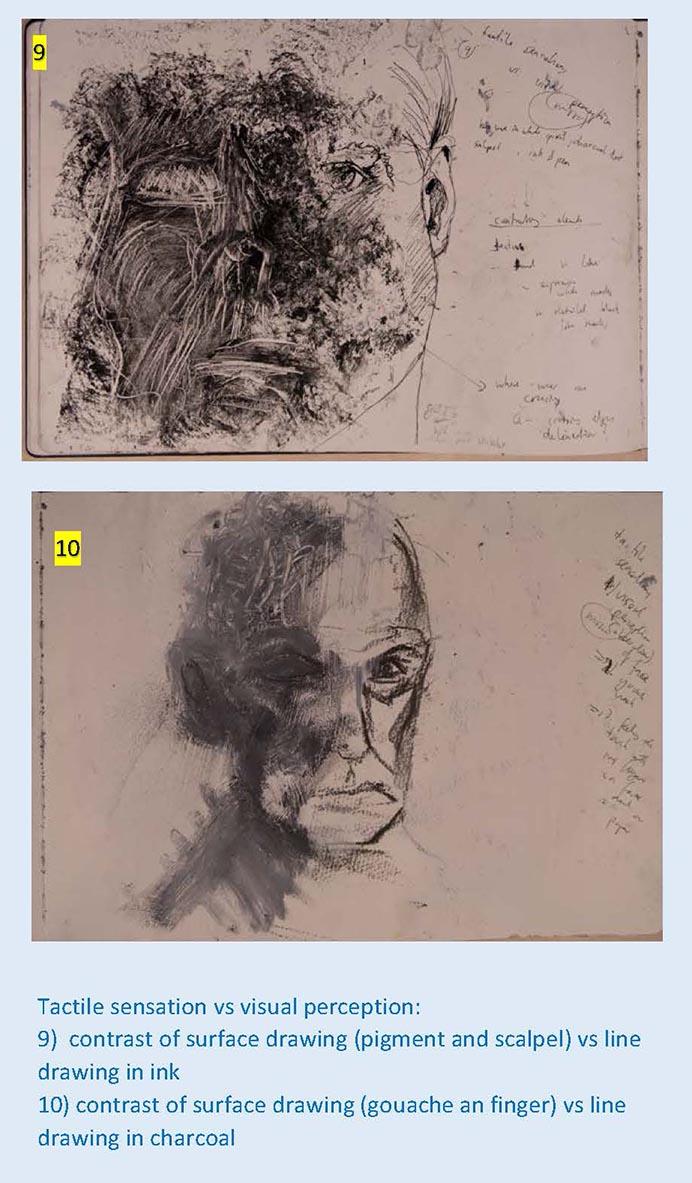 Stefan513593 - Sketchbook - Sensational experience of human body - 4